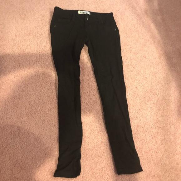 5ca9662f31e32 Jolt Jeans | Black Jeggings | Poshmark